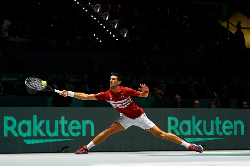 Davis Cup Finals 2019 Results: Novak Djokovic Powers Serbia to Quarter-Finals