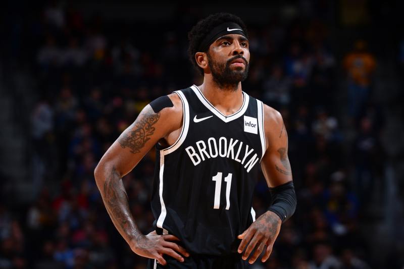 Stephen A: I'm 'Not Hearing Good Things' About Kyrie Irving's Attitude with Nets