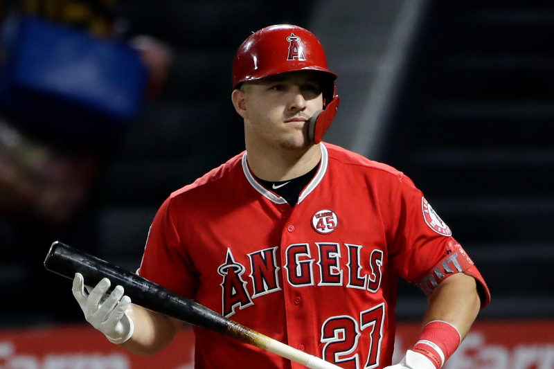 Mike Trout: I'm Waiting by My Phone for Angels to Make Big Offseason Addition