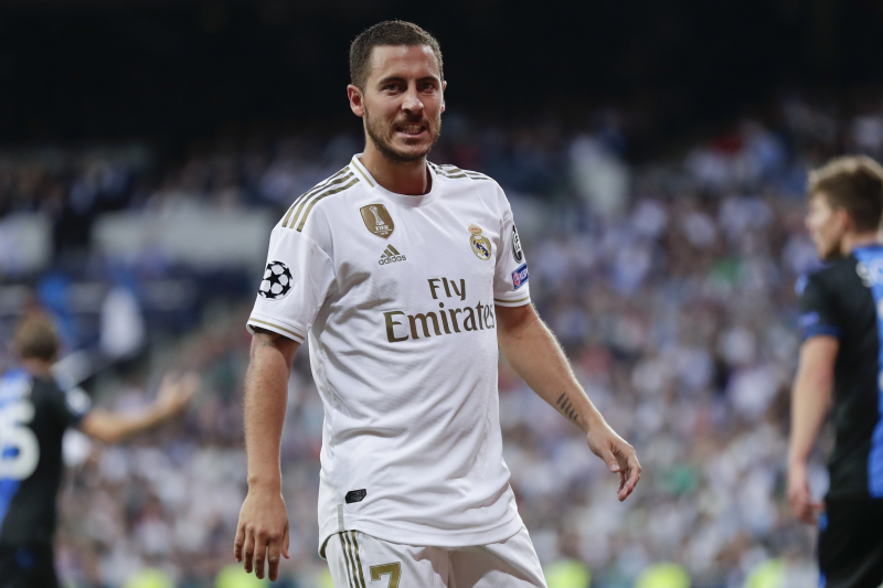 Eden Hazard Says He 'Always Said No' to PSG Despite Repeated Approaches