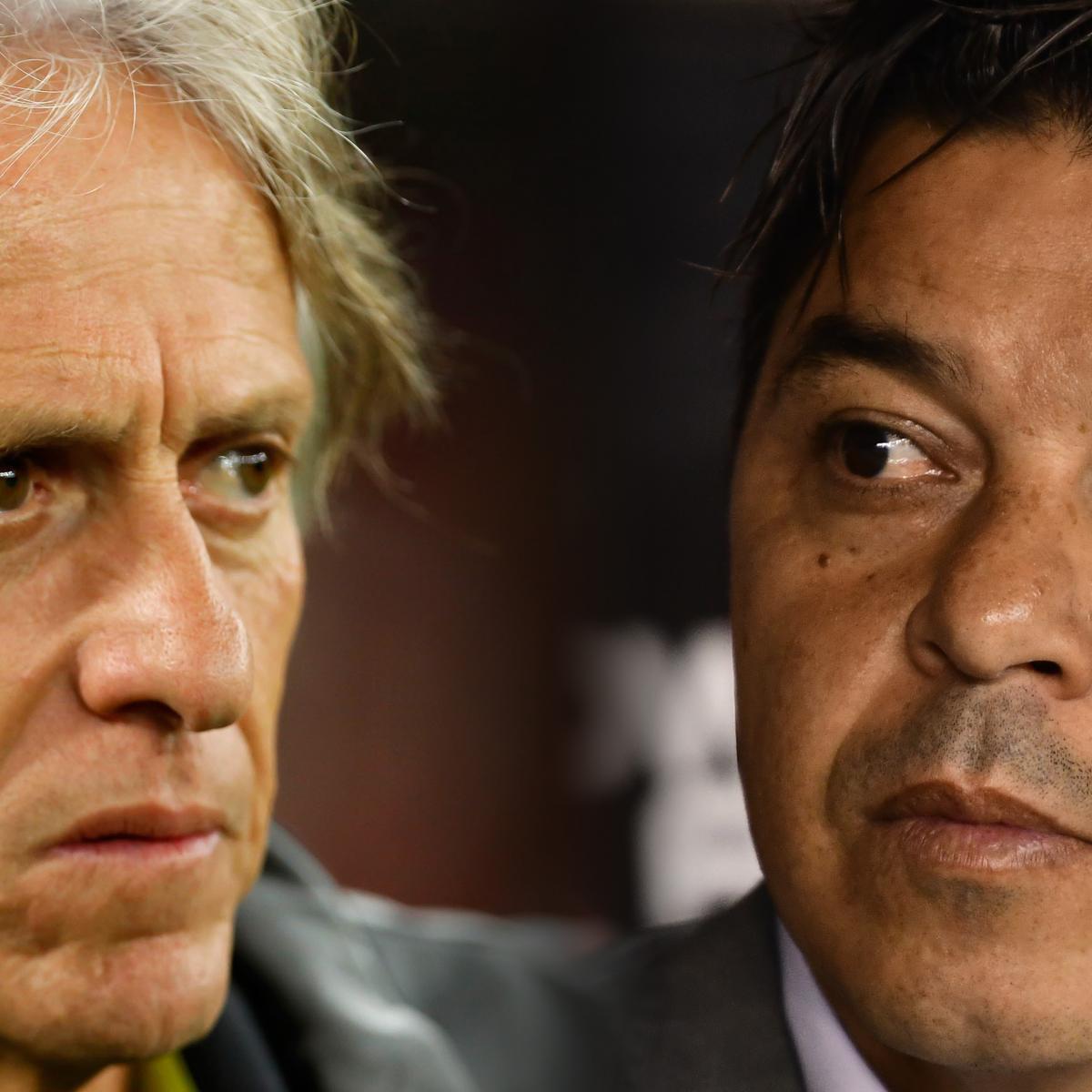 Flamengo Vs River Plate Copa Libertadores Final Odds