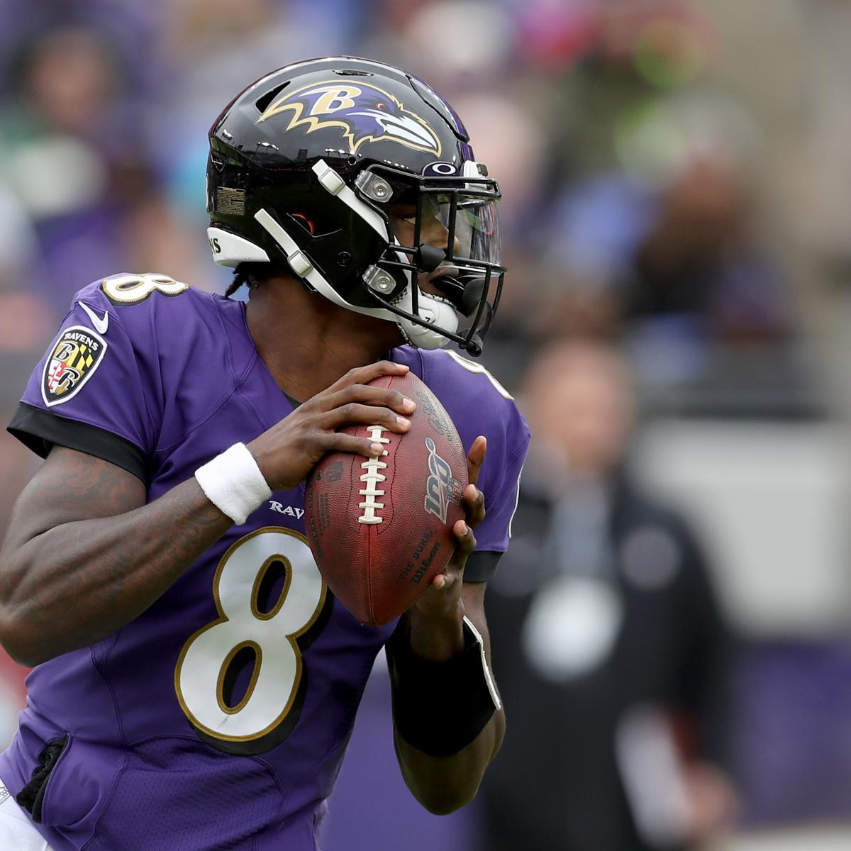Rams' Jalen Ramsey Asks Michael Vick for Tips on How to Defend Lamar Jackson