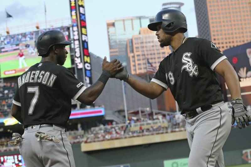 Top Home Run Hitters 2020.The Chicago White Sox Are Poised For A Move Up The Al Ranks