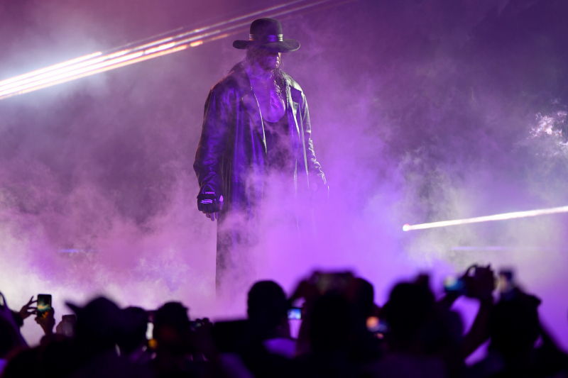 Undertaker on WrestleMania Loss to Brock Lesnar, Retiring, More with Stone Cold
