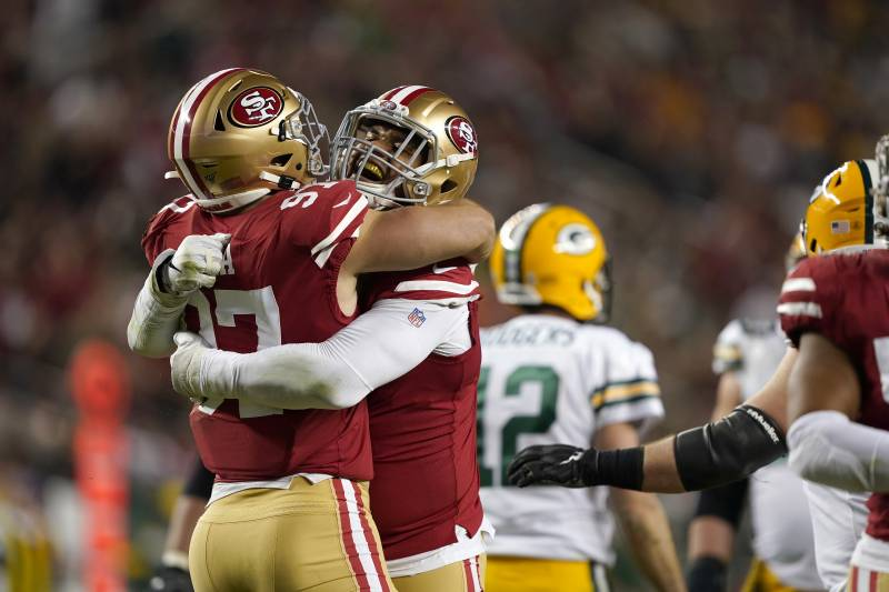 49ers Defense Shows Aaron Rodgers And The Nfl That They Re