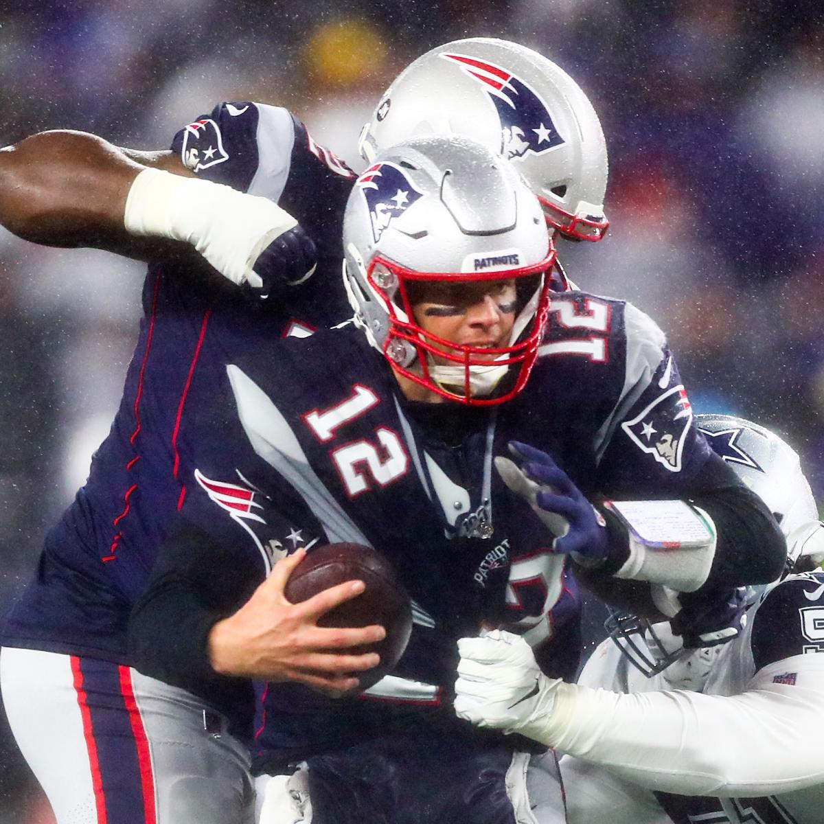 Patriots Finally Have Reason to Be Concerned About Tom Brady and the Offense