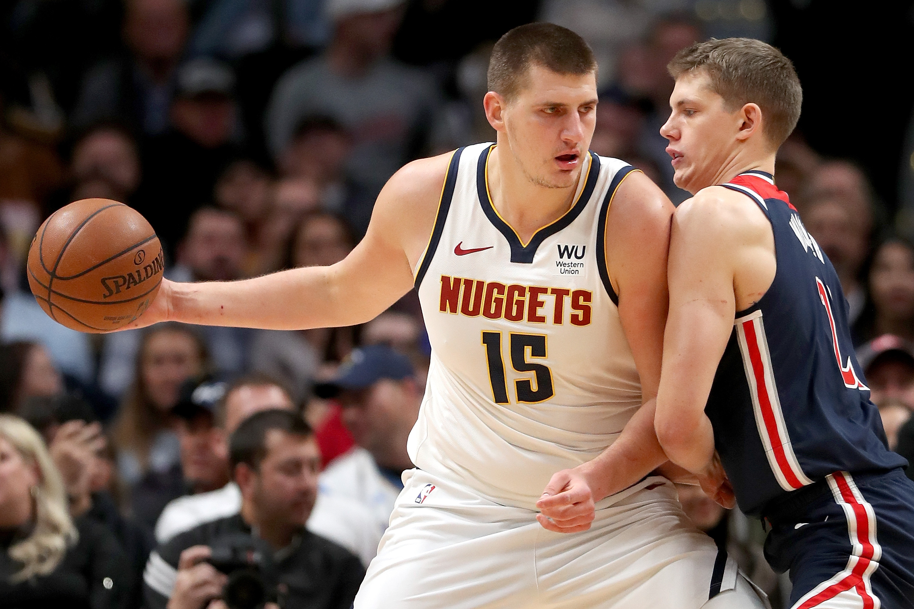 Image result for jokic and beal
