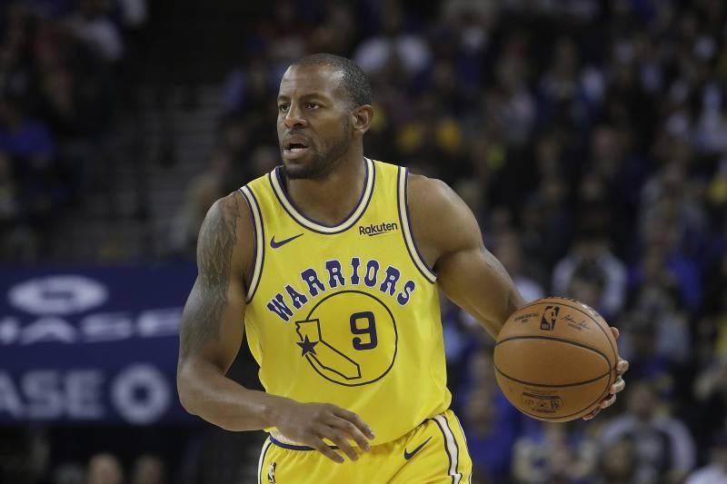 Andre Iguodala Rumors Mavericks Emerging As Potential