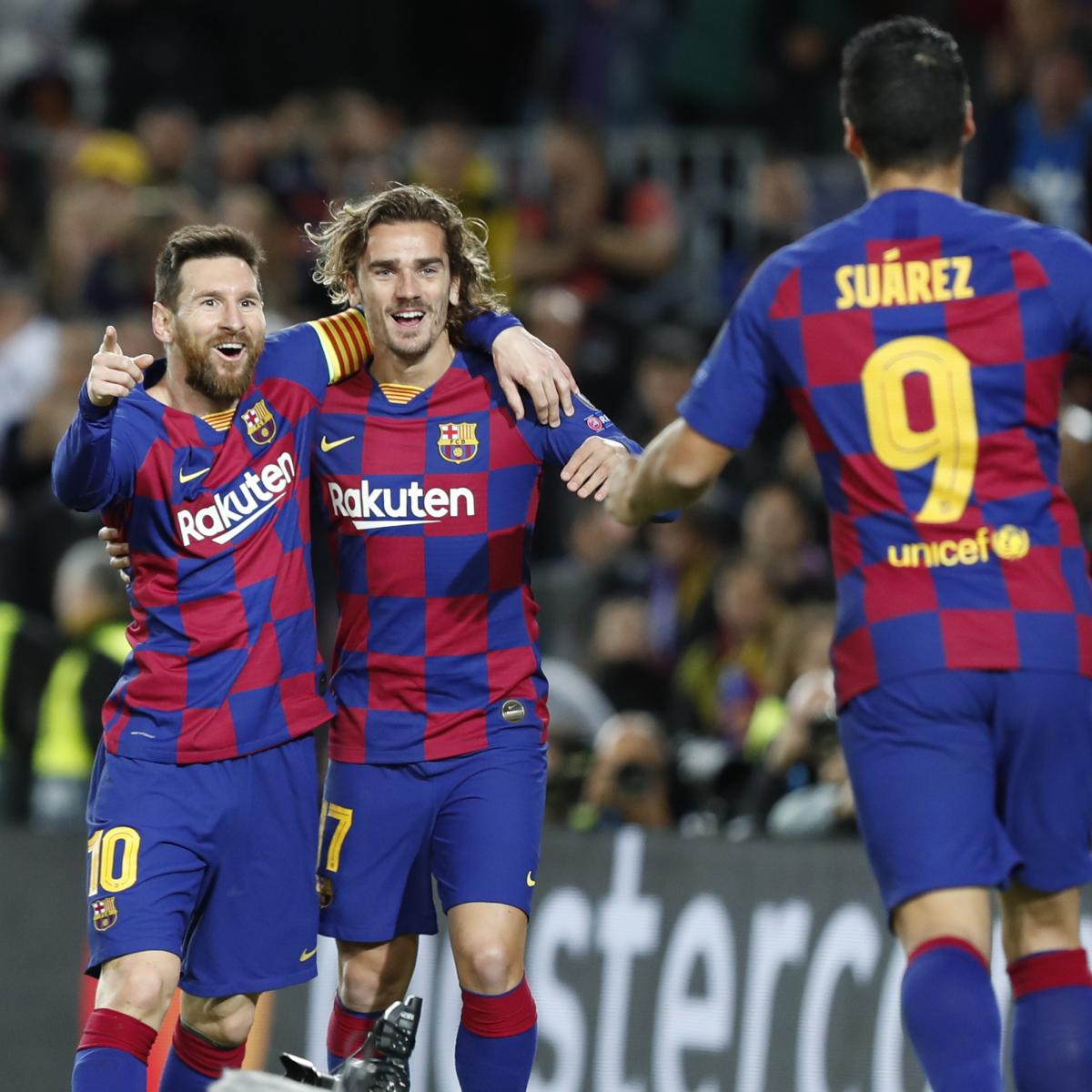 Champions League Results 2019 Wednesday Scores Latest