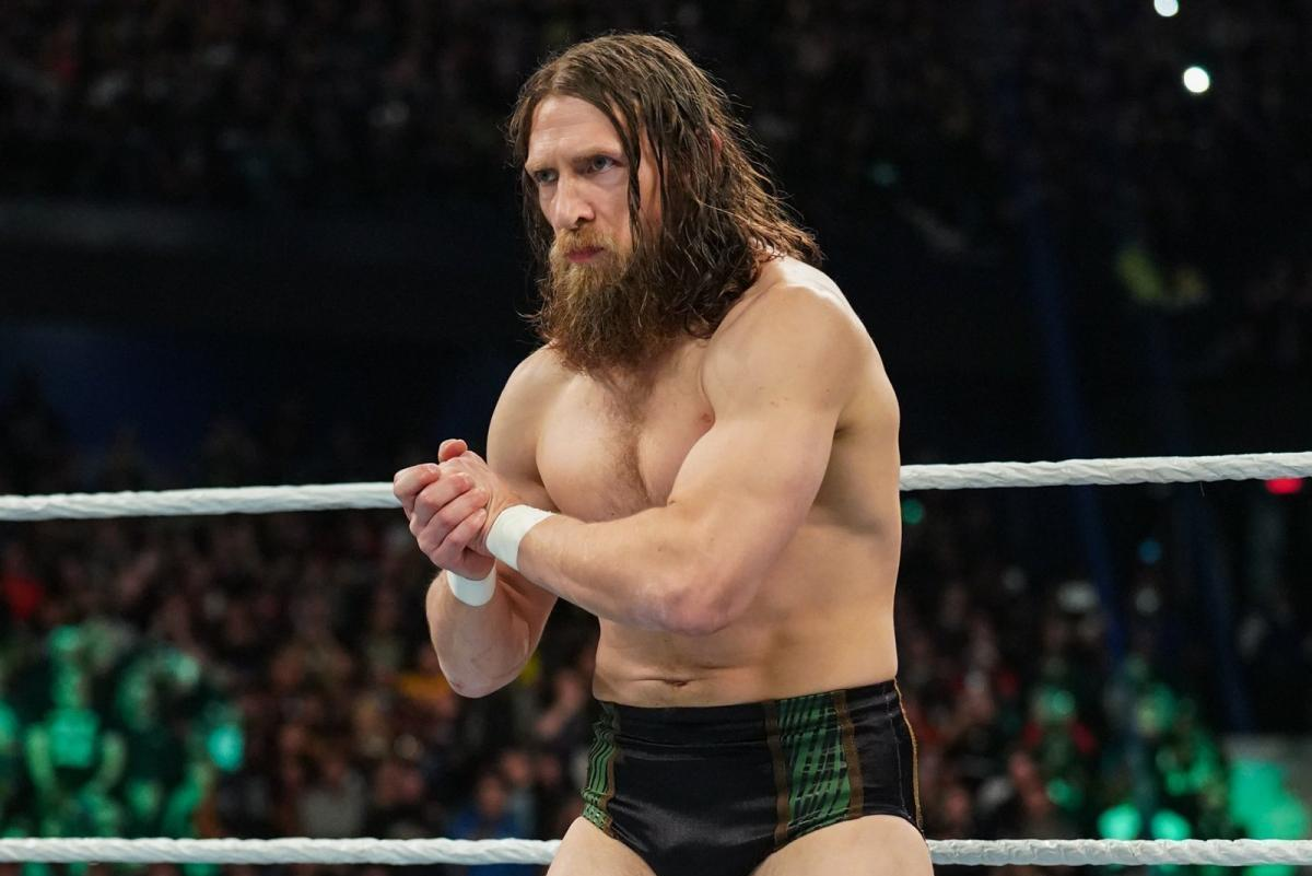 Image result for daniel bryan""
