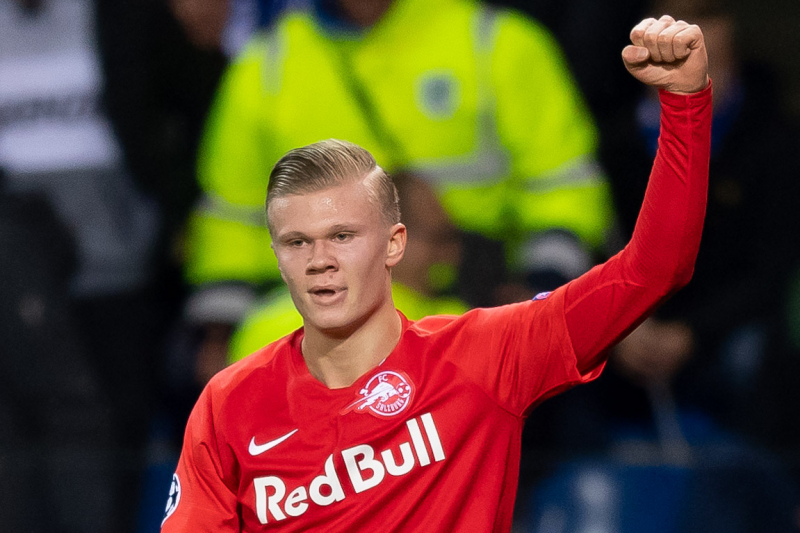 Red Bull Salzburg Sporting Director Denies Erling Haaland, RB Leipzig Clause