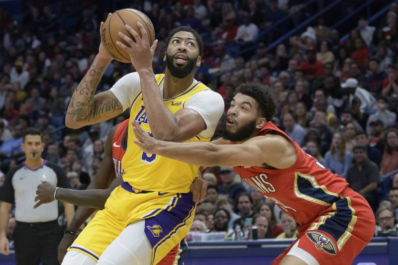 Anthony Davis Says Racism Isn T Why Pels Fans Booed Ramona