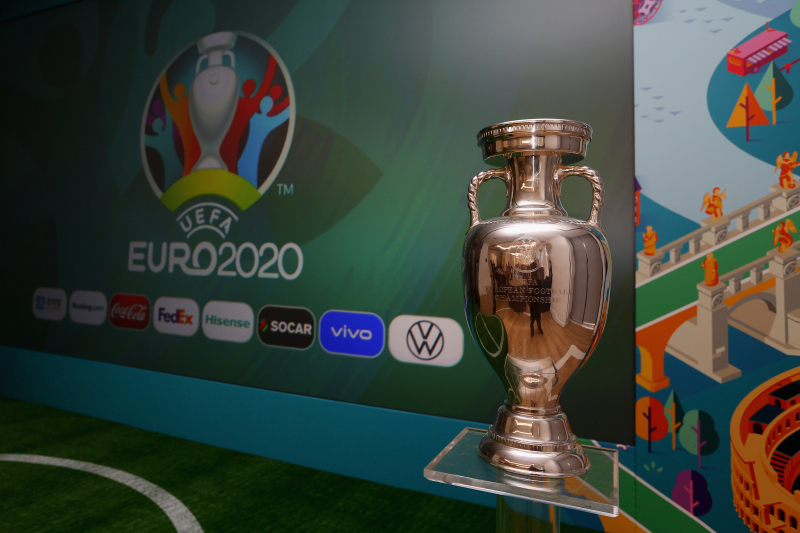 Euro 2020: Updated Odds for All Teams Following Group Draw