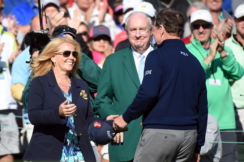 Golfer Tom Watson's Wife Hilary Dies at 63 from Pancreatic Cancer