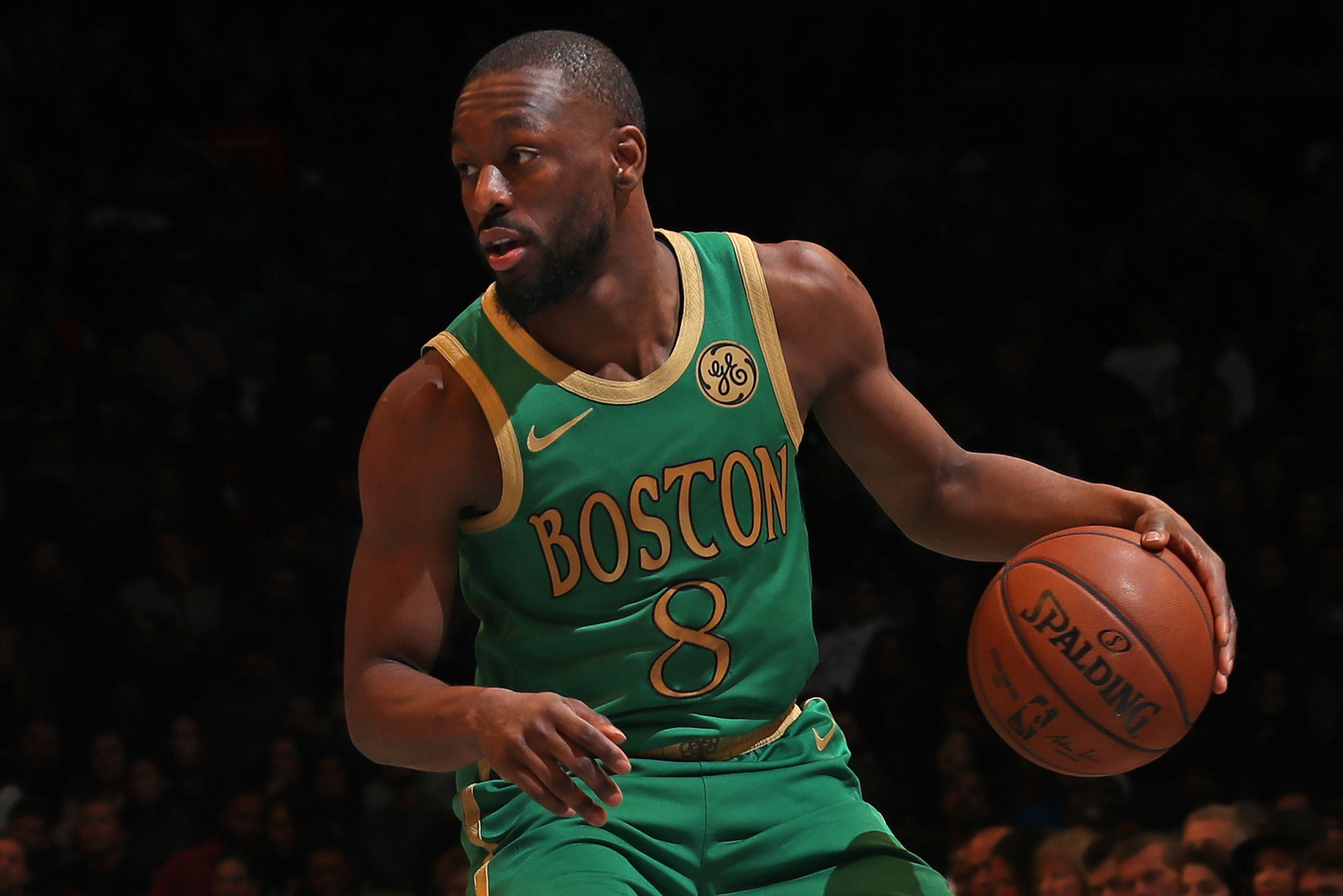 Kemba Walker It S Time For Celtics Fans To Move Past Kyrie Irving Decision Bleacher Report Latest News Videos And Highlights