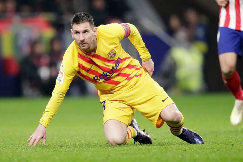Lionel Messi S Late Goal Lifts Barcelona To 1 0 La Liga Win Vs