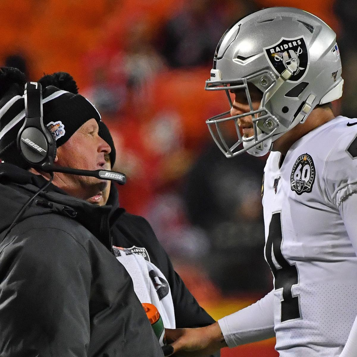 Raiders Prove They`re Not Ready To Join AFC`s...