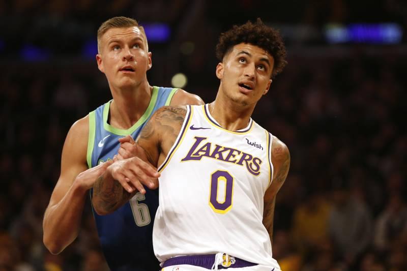 Lakers News Kyle Kuzma Injury Update Bradley Beal On Trade
