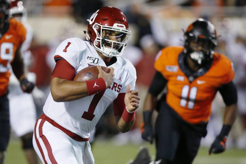 College Football Picks Week 15 Vegas Odds And Predictions For Top