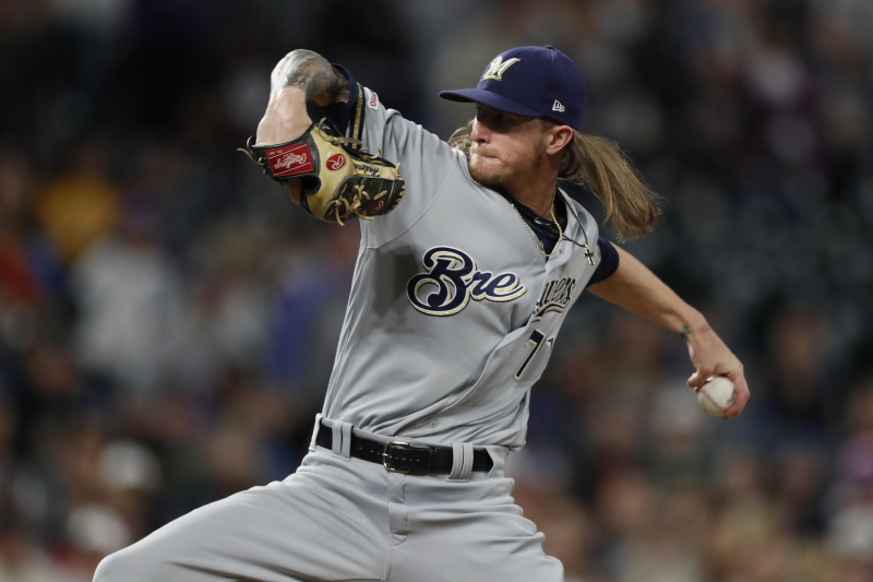 Mets Trade Rumors: NY 'One of Many Teams' Interested in Brewers' Josh Hader