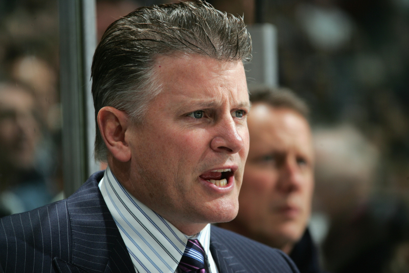 Blackhawks' Marc Crawford Placed on Leave After Allegations He Kicked Sean Avery