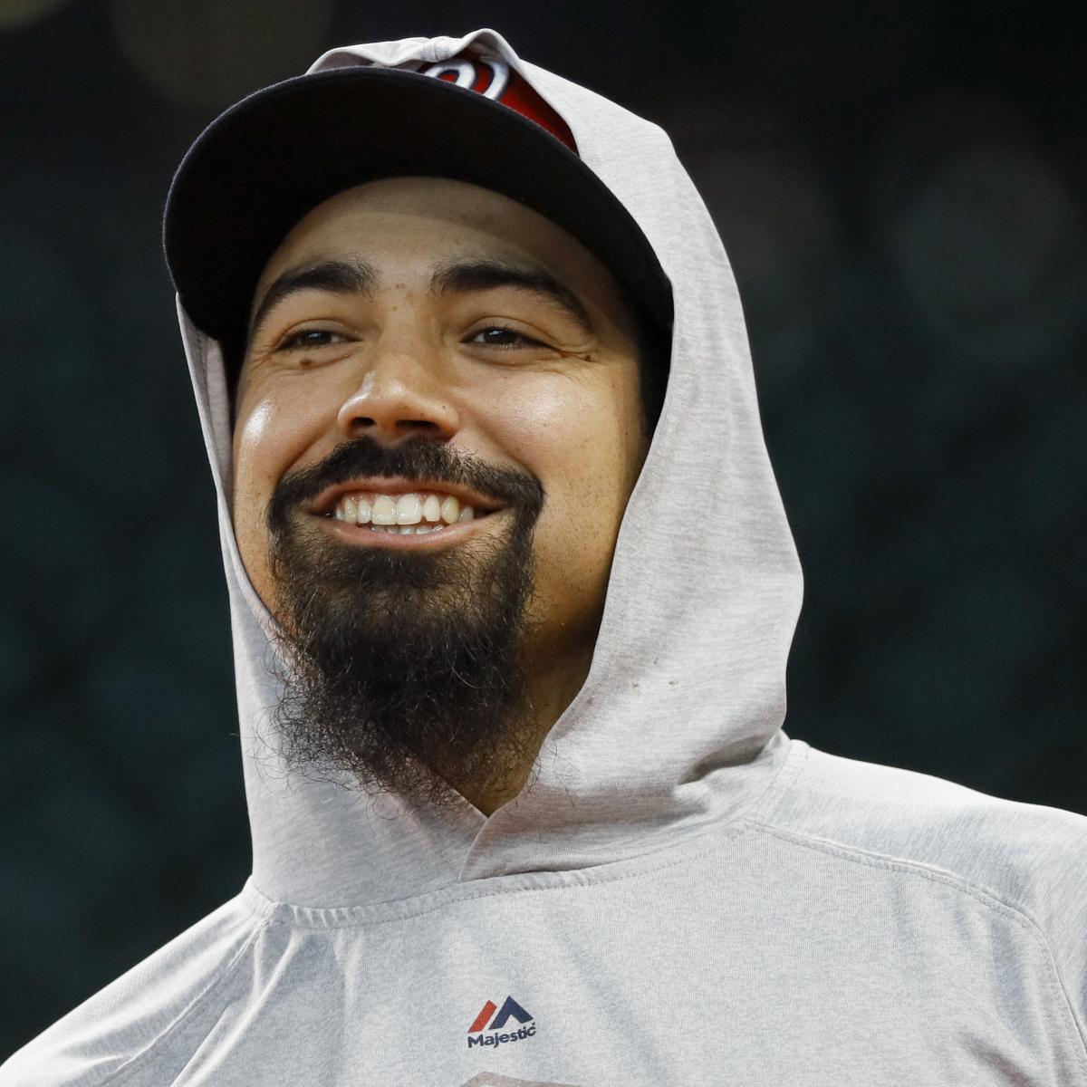 MLB Rumors: Free-Agent Anthony Rendon, Agent Scott Boras Meet with Rangers