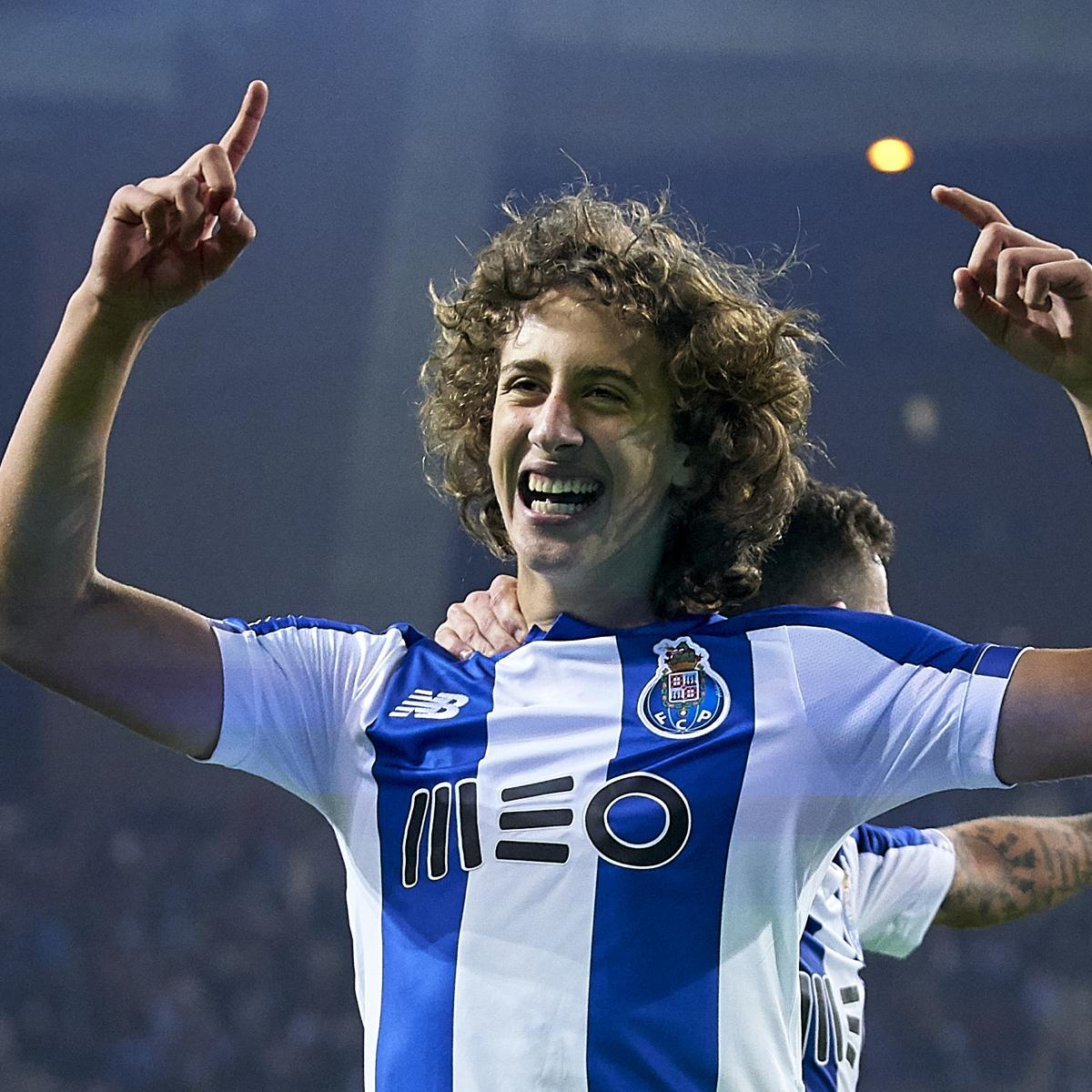 Porto's Fabio Silva: The 17-Year-Old '€125M Striker' Destined for Big Things