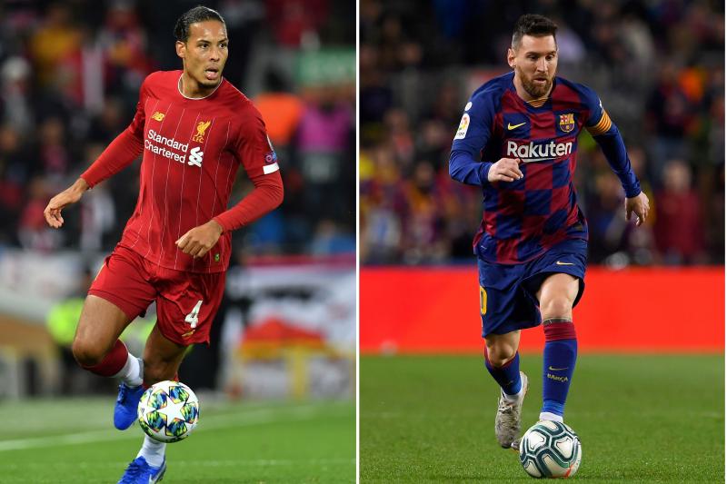 Jurgen Klopp Talks Lionel Messi's Ballon d'Or Win over Virgil van Dijk