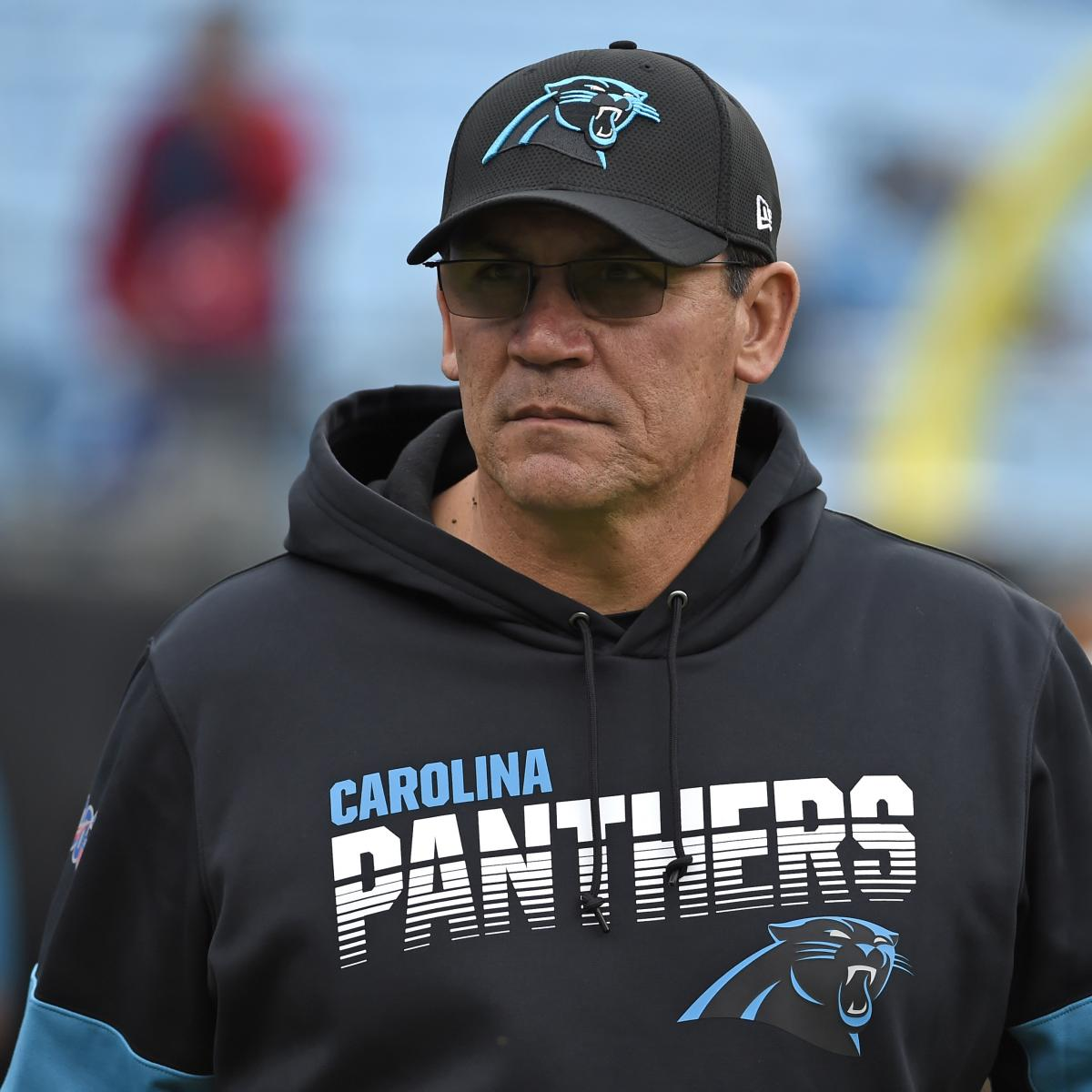 Ron Rivera Is Out in Carolina but Should...