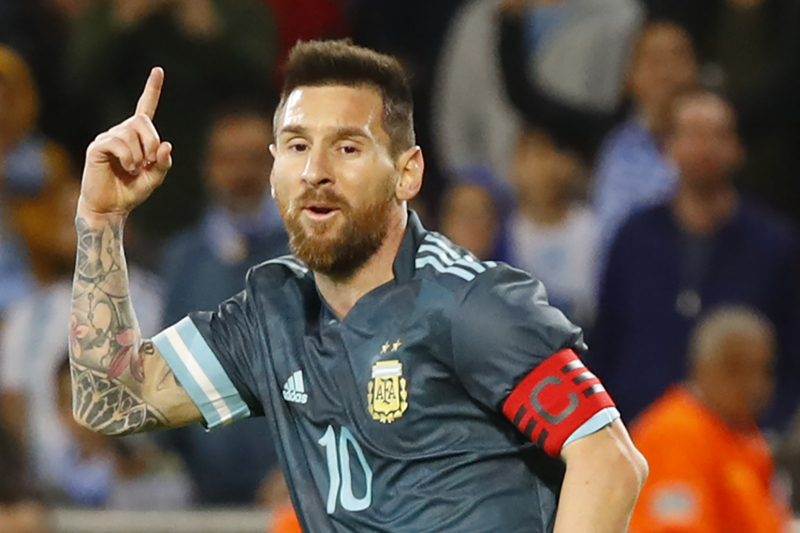 Lionel Scaloni Hopeful Copa America 2020 Won't Be Lionel Messi's Last After Draw