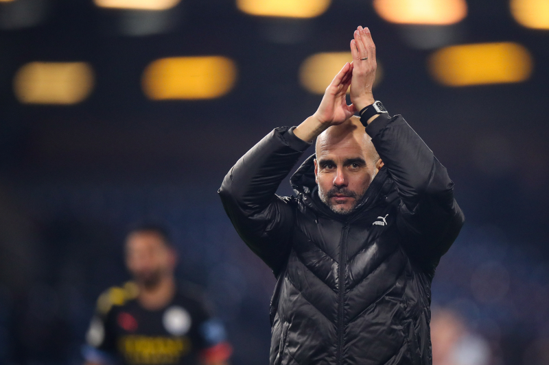 Pep Guardiola's Father Says Manchester City Coach Could Return to Barcelona