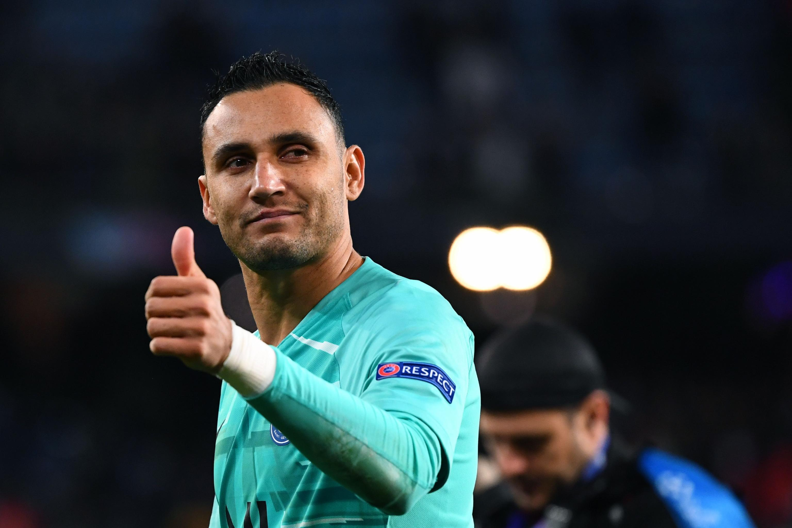 PSG's Keylor Navas Says He Does Not Know Why He Had to Leave Real Madrid |  Bleacher Report | Latest News, Videos and Highlights