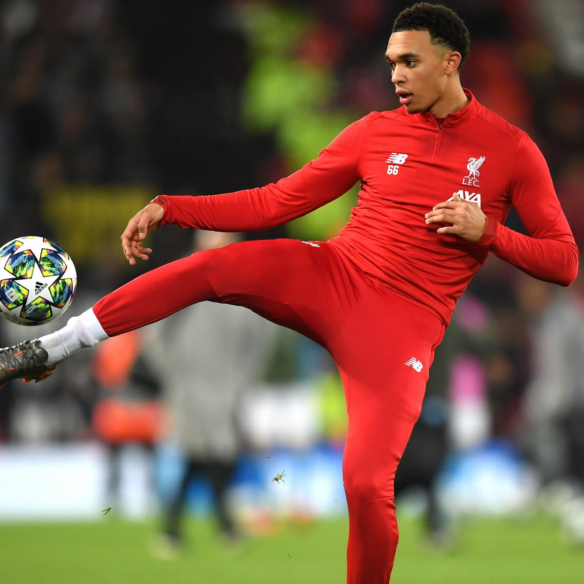 Trent Alexander-Arnold Says Liverpool Are 'Nowhere Near 100%' Yet