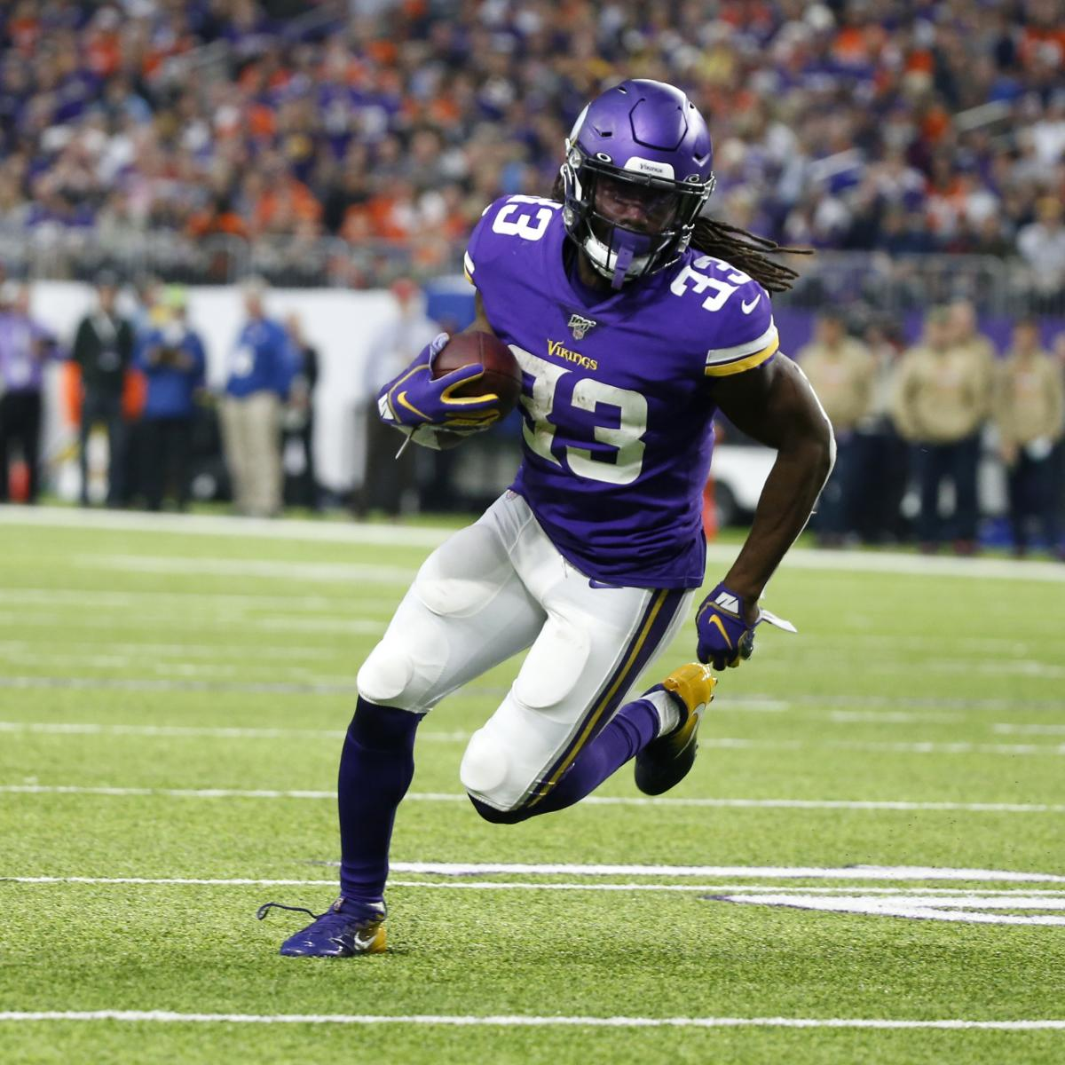 Vikings' Dalvin Cook Ruled out vs. Chargers After Suffering Shoulder Injury | Bleacher Report | Latest News, Videos and Highlights