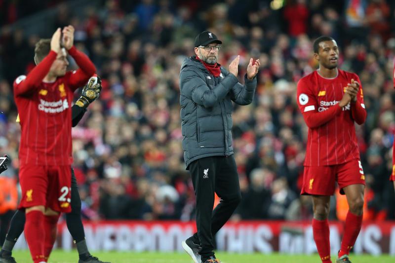 Jurgen Klopp Unfazed by Liverpool Records, Praises Squad After Everton Win