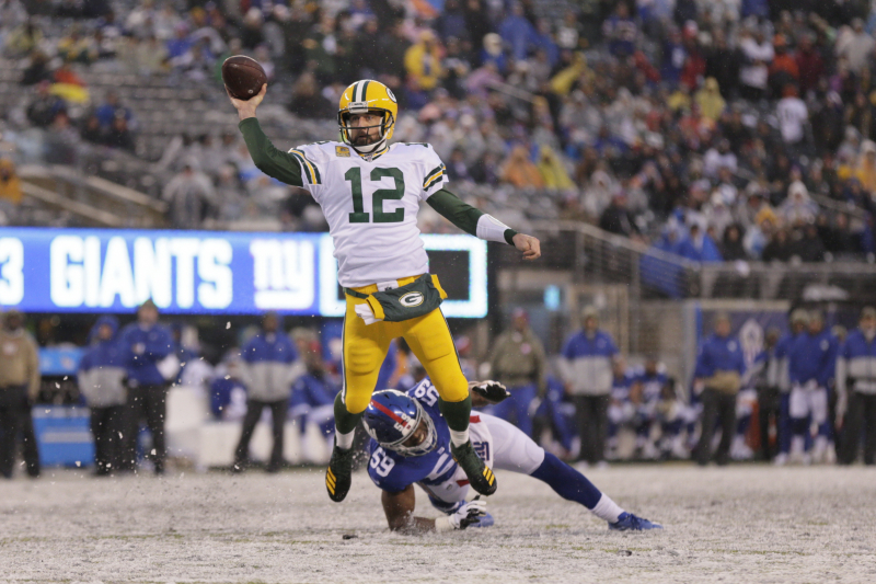 Packers' Aaron Rodgers Sees 'The 18th Hole Coming Up' on Career After Turning 36