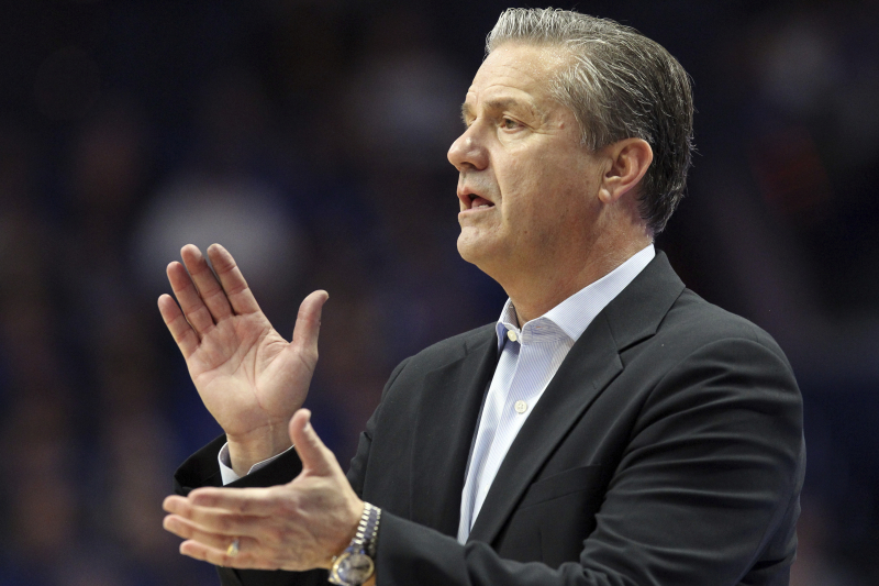 Kentucky, Michigan Announce CBB Series Starting in 2020 with Matchup in London