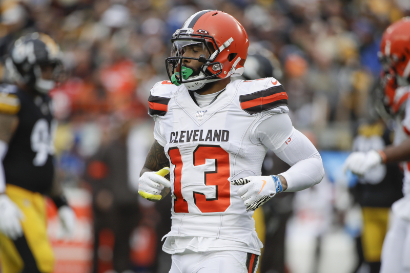 Odell Beckham Jr. on Future with Browns: 'I Wouldn't Rather Be Anywhere Else'