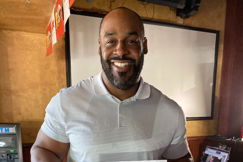 Donovan McNabb on Terrell Owens, Eagles' Current Struggles, More from B/R AMA