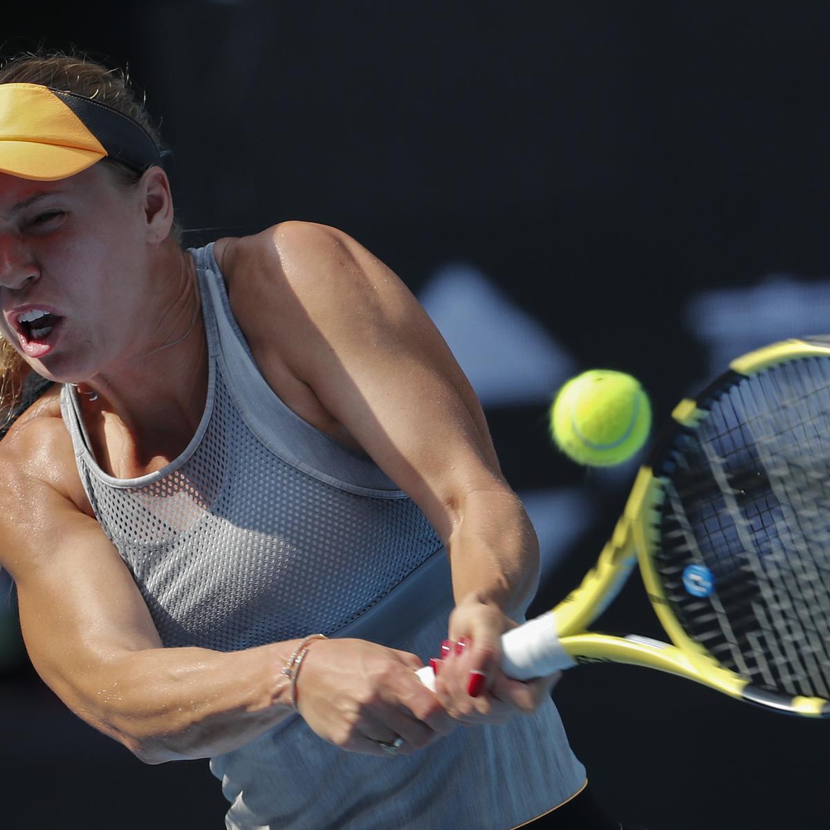 Former World No. 1 Caroline Wozniacki to Retire After 2020