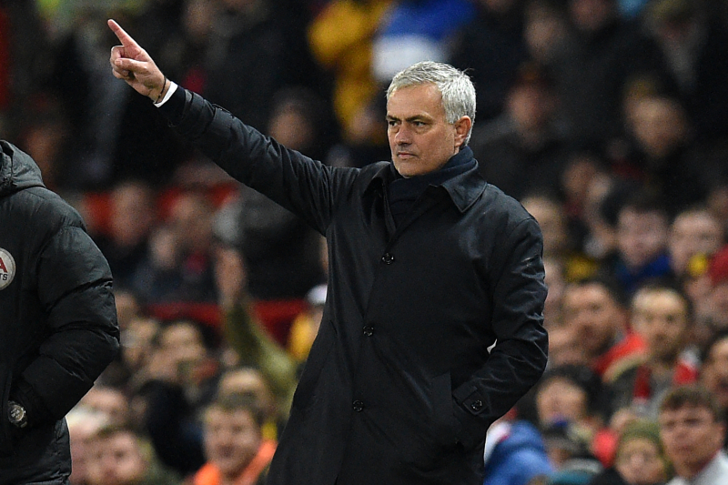 Jose Mourinho: Tottenham Players Must Be 'Angry' After Manchester United Loss