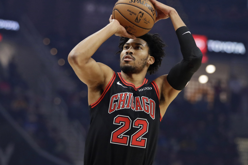 Bulls' Otto Porter Jr. Out at Least 2 More Weeks After Setback with Foot Injury