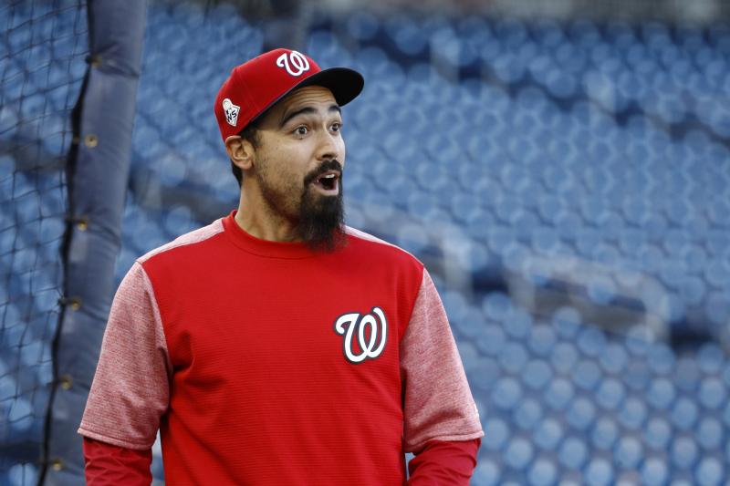 Anthony Rendon Rumors: Phillies Targeting Ex-Nationals 3B
