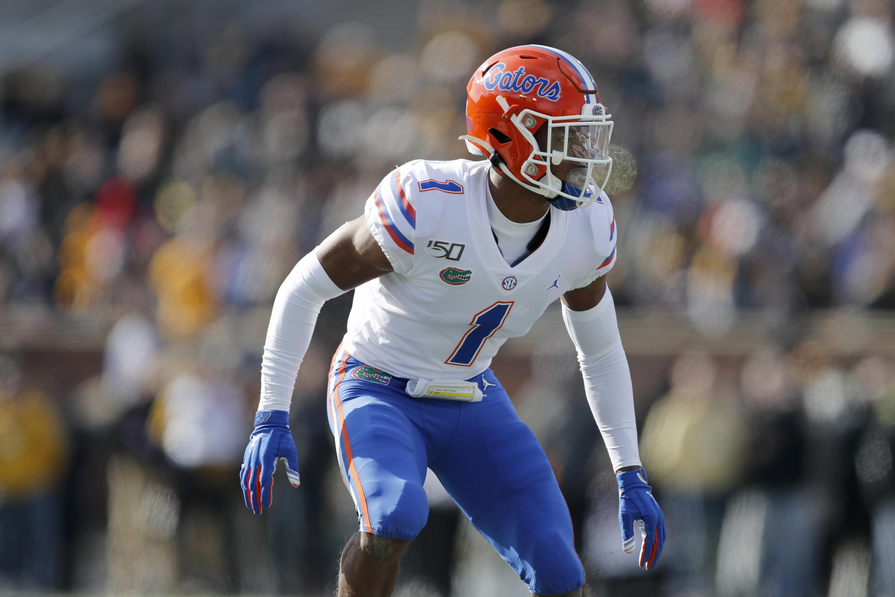 Football Bowl Games 2020.Florida Cb Cj Henderson Declares For 2020 Nfl Draft Will