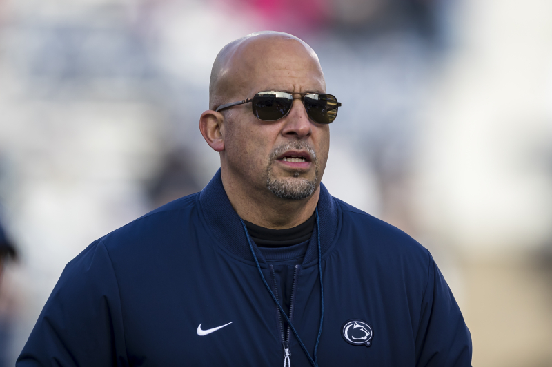 James Franklin, Penn State Agree to 6-Year Contract Extension Amid FSU Rumors
