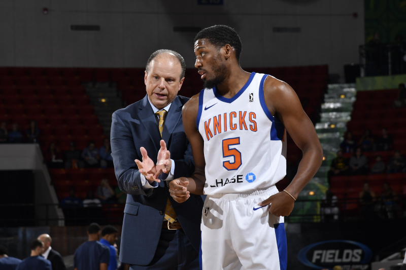 Mike Miller Named Knicks' Interim Head Coach After David Fizdale Firing
