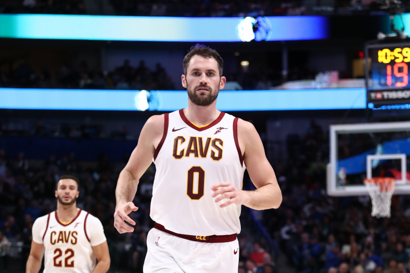 Kevin Love Trade Rumors: Cavaliers Willing to Listen to Offers Ahead of Deadline