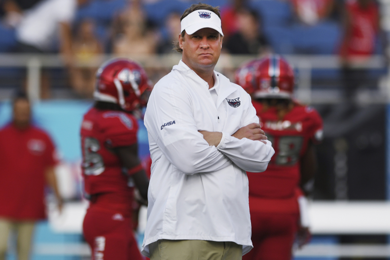 Report: Lane Kiffin 'On the Verge' of Agreeing to Contract as Ole Miss HC