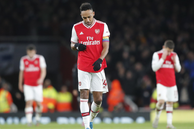 Report: Pierre-Emerick Aubameyang Pulls out of Arsenal Contract Talks