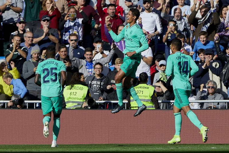 Real Madrid Beat Espanyol 2-0 in La Liga Despite Ferland Mendy's Red Card